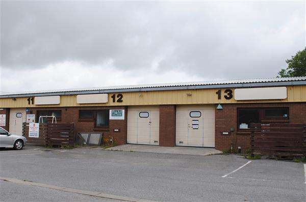 Commercial Property for sale in Unit 12 The Salterns Industrial Estate