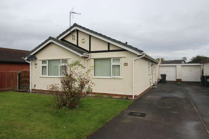 3 Bedrooms Detached Bungalow for sale in Towyn Way West, Towyn, Abergele, LL22