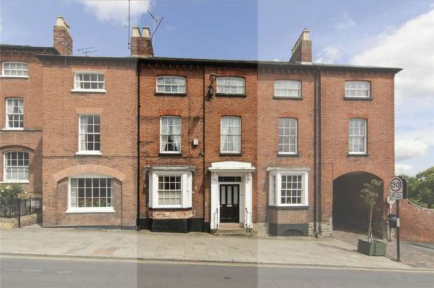 2 Bedrooms Town House for sale in 87 Old Street, Ludlow, Shropshire