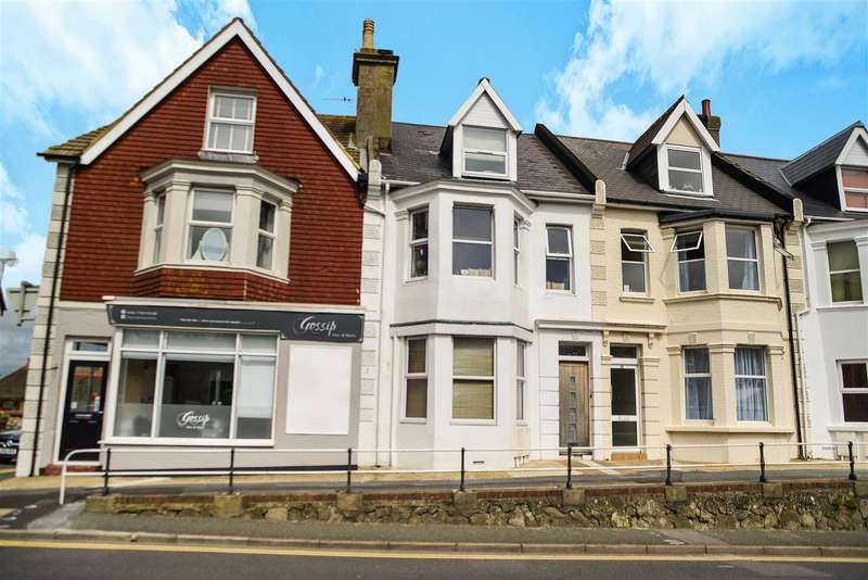 3 Bedrooms Maisonette Flat for sale in Willingdon Road, Eastbourne