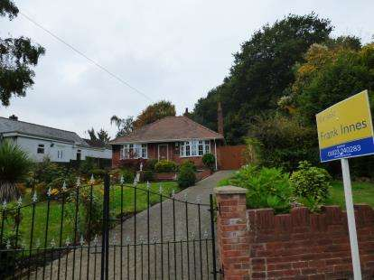 2 Bedrooms Bungalow for sale in Pump Hollow Lane, Mansfield, Nottinghamshire