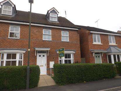 3 Bedrooms Semi Detached House for sale in College Road, Kidderminster, Worcestershire