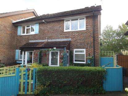 2 Bedrooms End Of Terrace House for sale in Throop, Bournemouth, Dorset