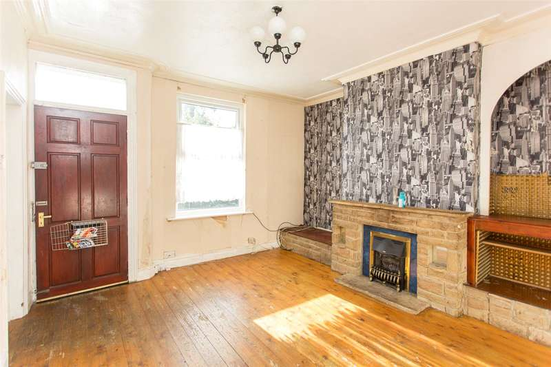 2 Bedrooms Terraced House for sale in Vesper Grove, Leeds, West Yorkshire, LS5