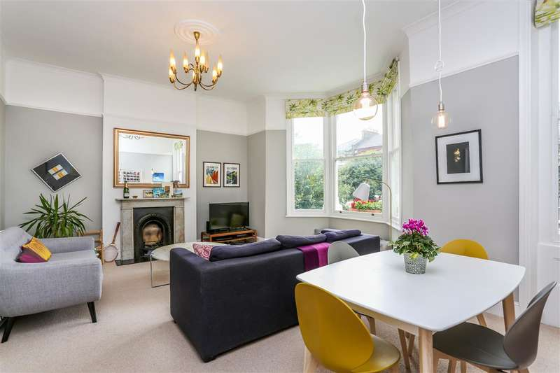 2 Bedrooms Flat for sale in Tufnell Park Road, London