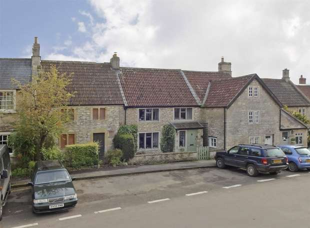 3 Bedrooms Terraced House for sale in 4 The Square, Wellow, Bath