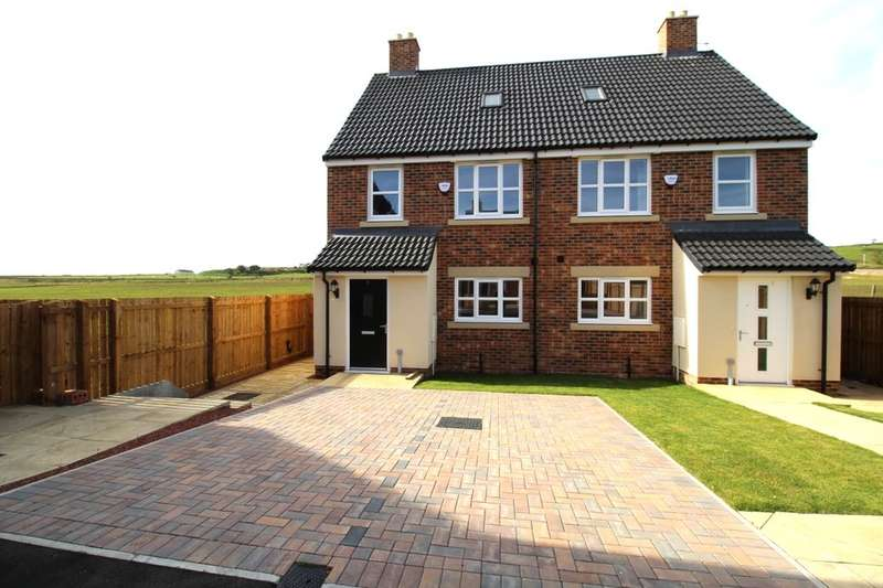 4 Bedrooms Semi Detached House for sale in Thill Stone Mews Mill Lane, Whitburn, Sunderland, SR6