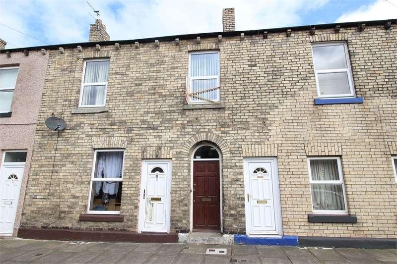2 Bedrooms Flat for sale in CA1 2EX Edward Street, off London Road, CARLISLE, Cumbria