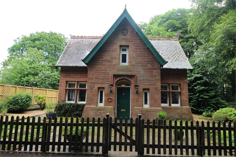 2 Bedrooms Detached House for sale in CA6 4NH Beanlands Park, Irthington, Carlisle, Cumbria