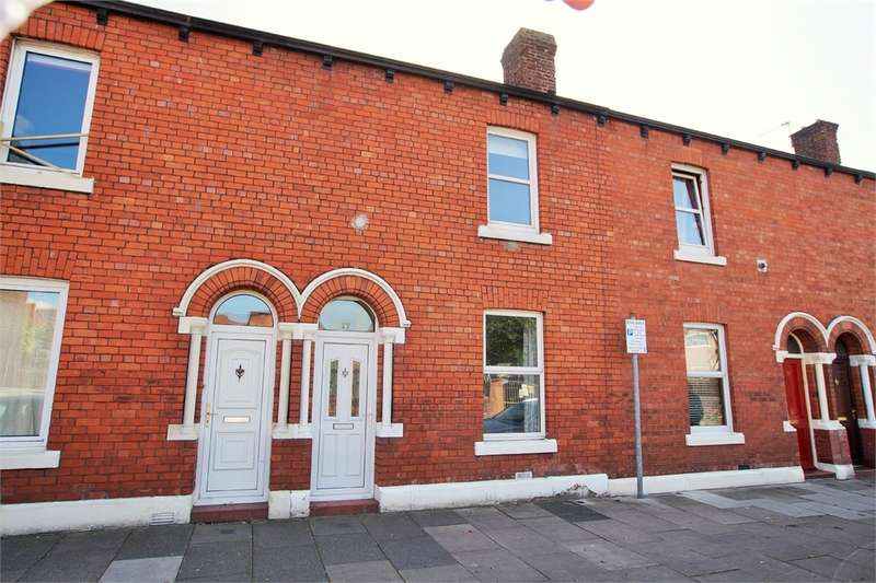 3 Bedrooms Terraced House for sale in CA1 2HL Fusehill Street, off Greystone Road, Carlisle, Cumbria