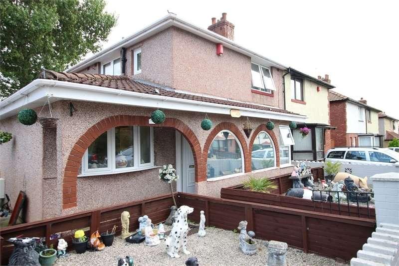 3 Bedrooms Semi Detached House for sale in CA2 7EQ Raffles Avenue, Carlisle, Cumbria