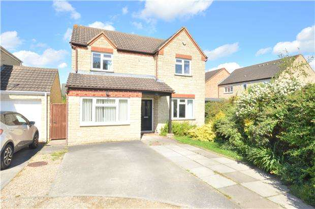 3 Bedrooms Detached House for sale in Lavender Road, Up Hatherley, CHELTENHAM, GL51 3BN