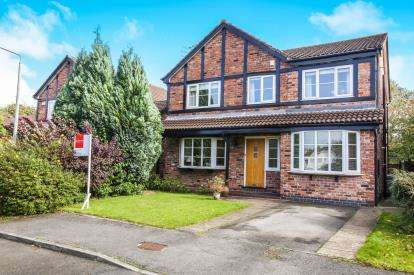 5 Bedrooms Detached House for sale in Lymewood Drive, Wilmslow, Cheshire