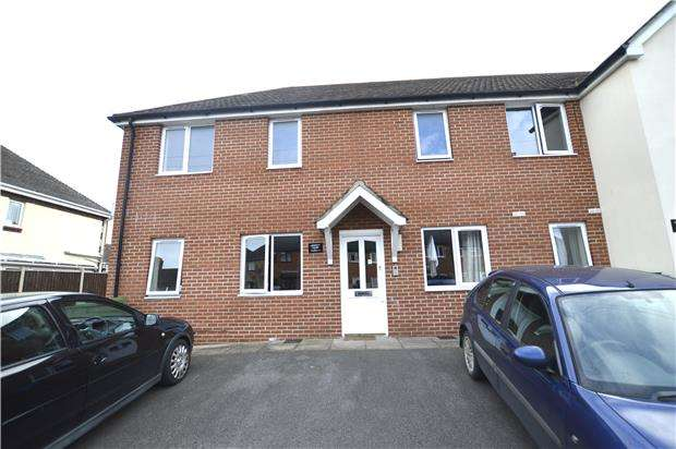 1 Bedroom Flat for sale in Hewlett Court, Mersey Road, CHELTENHAM, Gloucestershire, GL52 5PH