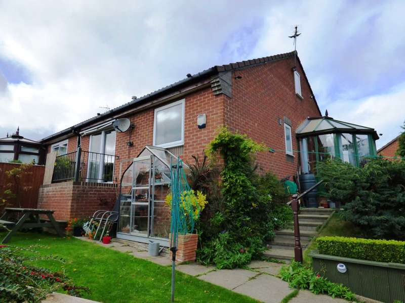 3 Bedrooms Semi Detached House for sale in Cragside, Brotton