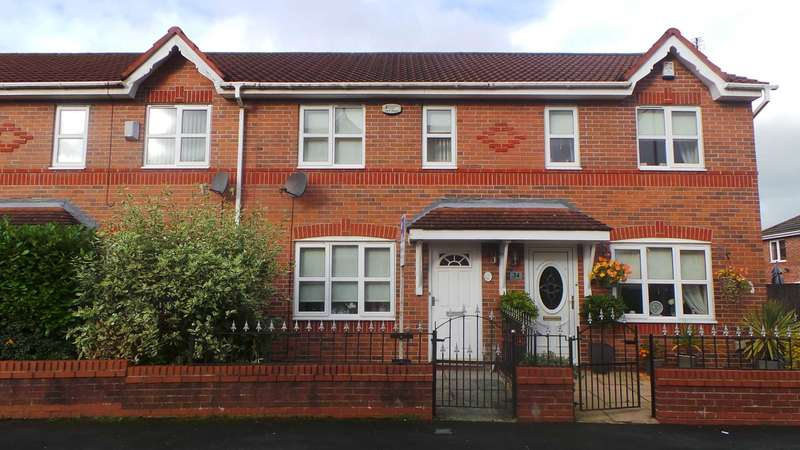 2 Bedrooms Terraced House for sale in Greetland Drive, Manchester