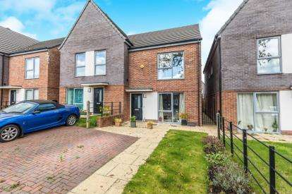 3 Bedrooms Semi Detached House for sale in Grange Farm Drive, Birmingham, West Midlands