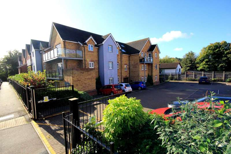 2 Bedrooms Apartment Flat for sale in STUNNING 2 BED APARTMENT IN WILLOW COURT, APSLEY