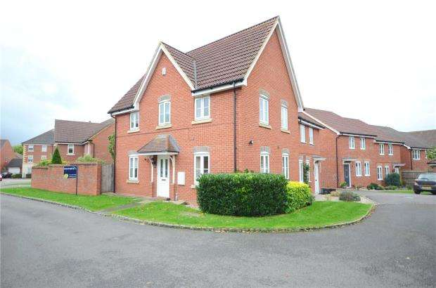 3 Bedrooms Semi Detached House for sale in Fuchsia Grove, Shinfield, Reading