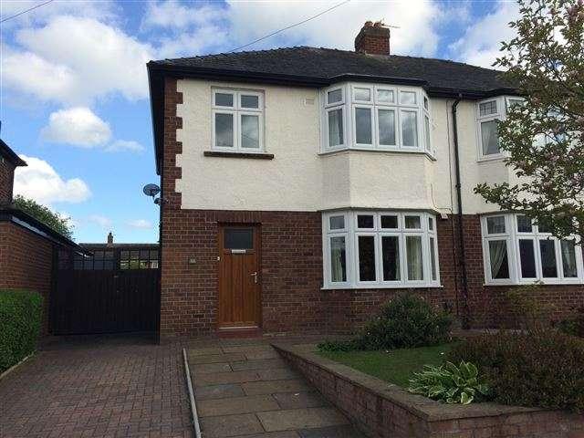 3 Bedrooms Semi Detached House for sale in Croft Road, Carlisle, Cumbria, CA3 9AG