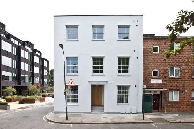 1 Bedroom Flat for sale in Hope House, 40 St. Peters Road, Hammersmith