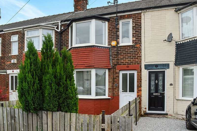 2 Bedrooms Terraced House for sale in Foredyke Avenue, Hull, HU7