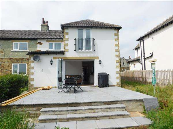 3 Bedrooms Semi Detached House for sale in Northedge Park, Hipperholme, Halifax