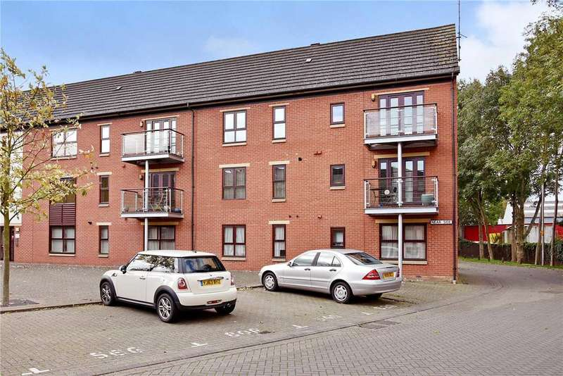 2 Bedrooms Apartment Flat for sale in Near Side, St James, Northampton, NN5 5FJ
