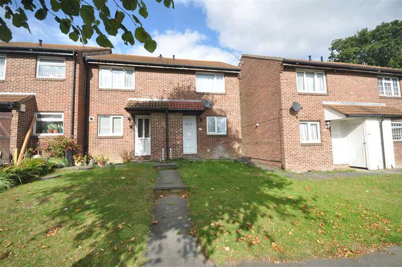 2 Bedrooms End Of Terrace House for sale in Hailsham Road, Harold Hill