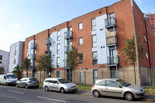 1 Bedroom Apartment Flat for sale in Block C, Quay 5, 236 Ordsall Lane, Salford