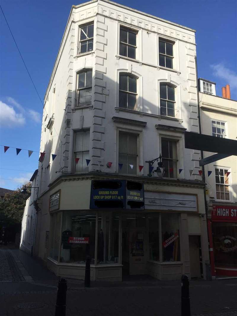 Commercial Property for rent in High Street, Gravesend