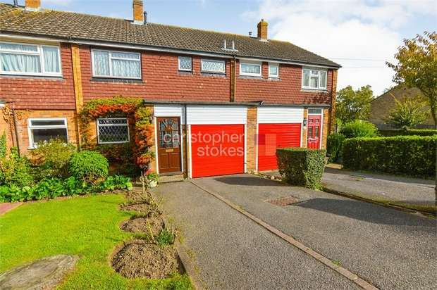 3 Bedrooms Terraced House for sale in Claremont, Cheshunt, WALTHAM CROSS, Hertfordshire