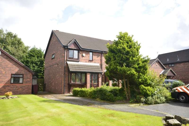3 Bedrooms Semi Detached House for sale in St. Dominics Mews, Bolton, BL3