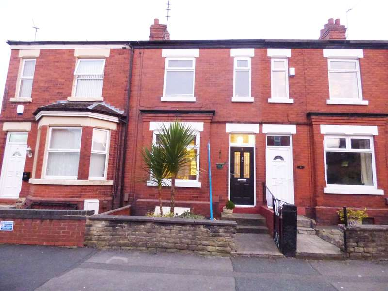 3 Bedrooms Terraced House for sale in Colonial Road, Heaviley, Stockport, SK2