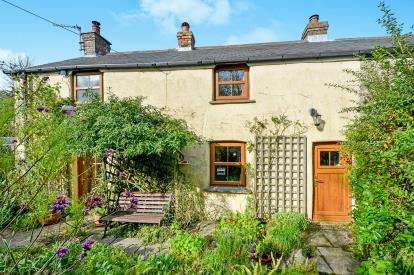 2 Bedrooms Semi Detached House for sale in Toldish, Indian Queens, Cornwall