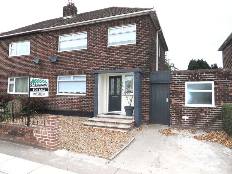 3 Bedrooms Semi Detached House for sale in St Johns Road, Huyton