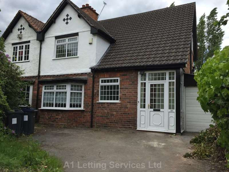 3 Bedrooms Semi Detached House for rent in Sandford Road, Moseley