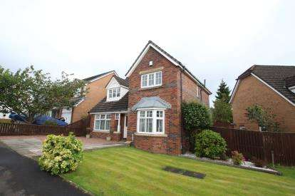 4 Bedrooms Detached House for sale in Brookfield Avenue, Robroyston