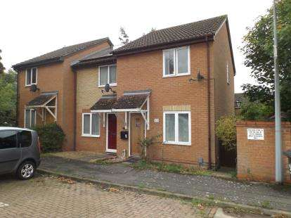 2 Bedrooms Terraced House for sale in Ipswich, Suffolk