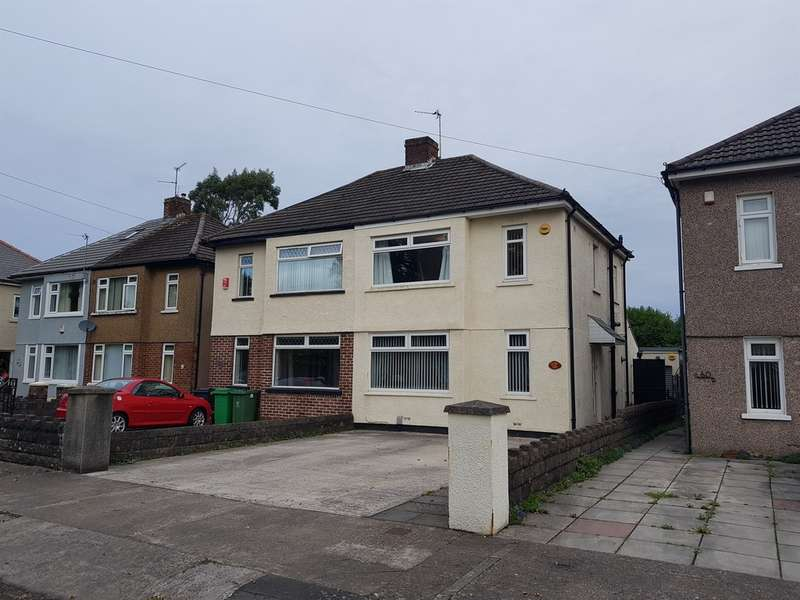 3 Bedrooms Detached House for sale in Lansdowne Avenue West, Canton, Cardiff
