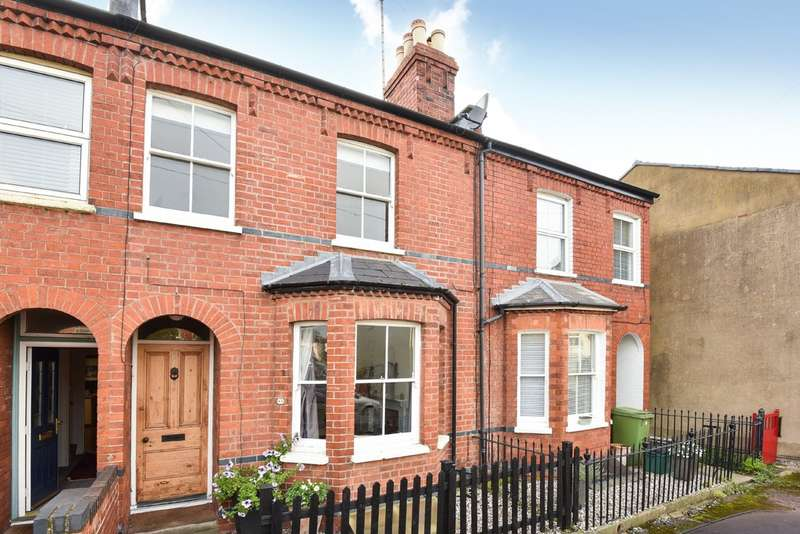 2 Bedrooms Terraced House for sale in Rosehill Street