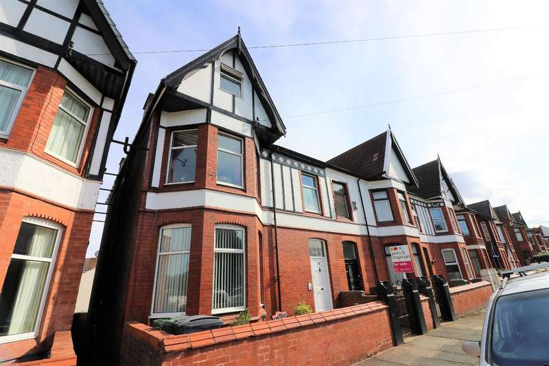 5 Bedrooms Semi Detached House for sale in Gorsehill Road, Wallasey, CH45 9JA