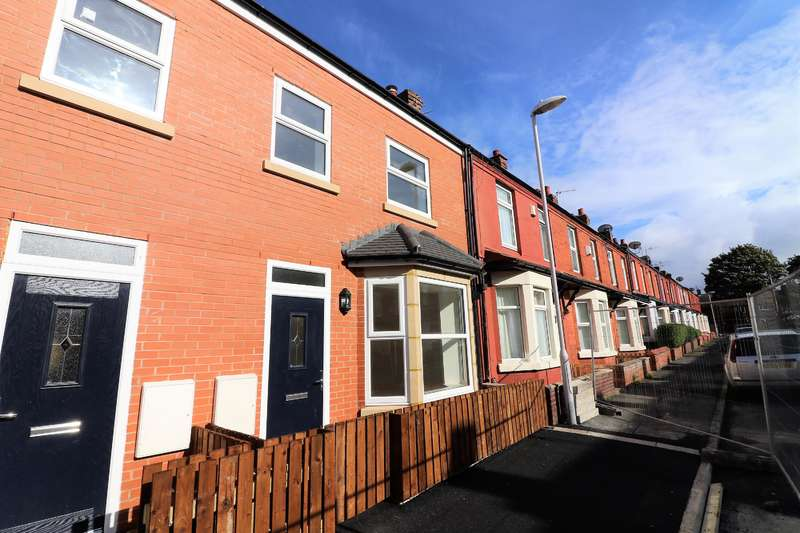 3 Bedrooms House for sale in Russell Road, Wallasey, CH44 2DD