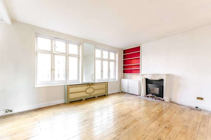 1 Bedroom Flat for sale in Bedfordbury, Covent Garden, WC2N