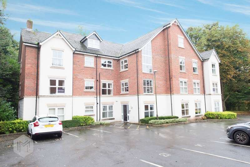 2 Bedrooms Apartment Flat for sale in The Coppice, Worsley, Manchester, M28