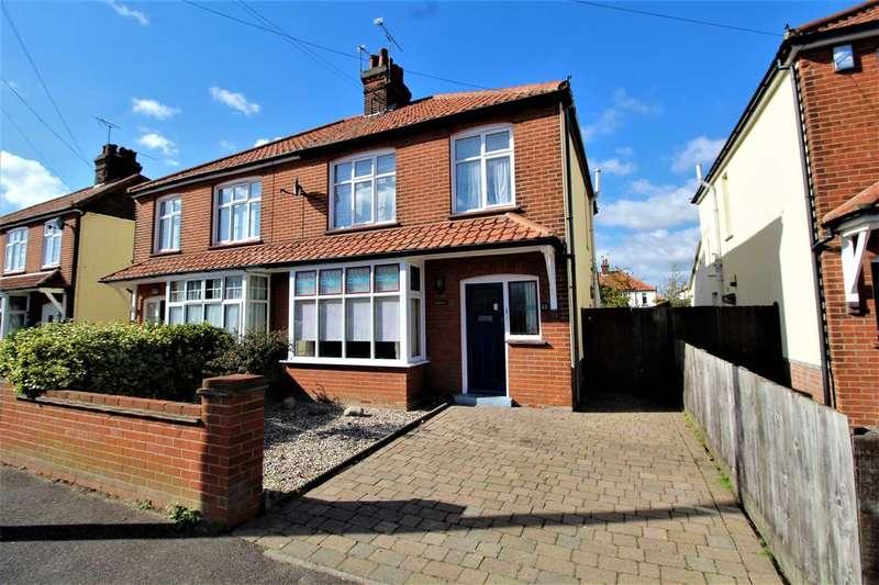 3 Bedrooms House for sale in Queens Road, Felixstowe