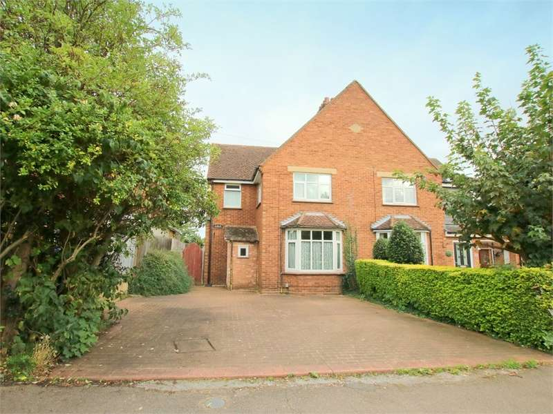 3 Bedrooms Semi Detached House for sale in Kings Lane, ST NEOTS