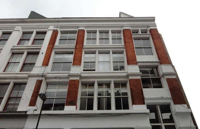 2 Bedrooms Flat for sale in Flat 4, Mallow Street, Old Street, London, EC1Y 8RQ