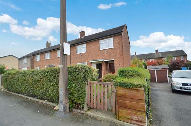 3 Bedrooms End Of Terrace House for sale in Wood Lane, Partington, Manchester