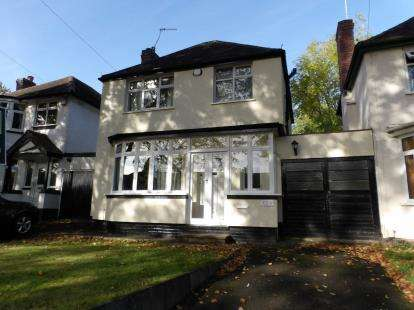 3 Bedrooms Detached House for sale in Billesley Lane, Moseley, Birmingham, West Midlands